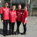 Some of the Workaway team members after Cape Town presentations