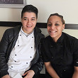 Crystal Wentzel and Shernel Isaacs applying for chef positions